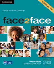 face2face Second edition Intermediate Student's Book with DVD-ROM and Online Workbook Pack