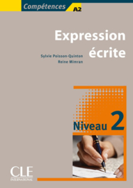 Expression écrite 2 - Niveaux A2/B1 - Livre