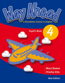 Way Ahead New Edition Level 4 Pupil's Book & CD ROM Pack