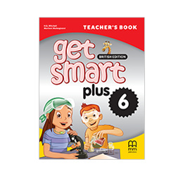 Get Smart Plus 6 Teacher's Book British Edition