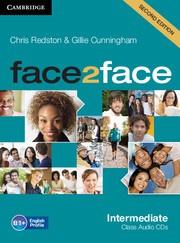 face2face Second edition Intermediate Class Audio CDs (3)