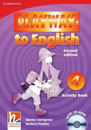 Playway to English Second edition Level4 Activity Book with CD-ROM