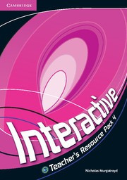 Interactive Level4 Teacher's Resource Pack