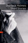 Oxford Bookworms Library Level 2: Sherlock Holmes Short Stories Audio Pack