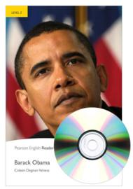 Barack Obama Book & CD Pack