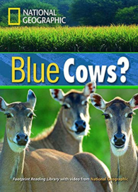Footprint Reading Library 1600: Blue Cows? Book With Multi-rom (x1)