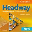 New Headway Pre-intermediate A2-b1 Class Audio Cds