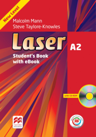 Laser 3rd edition Laser A2  Student's Book + MPO + eBook Pack