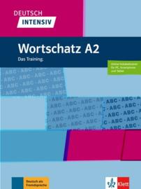 Deutsch intensiv Wortschatz A2 Buch + online