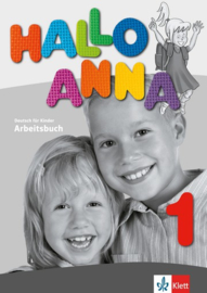Hallo Anna 1 Werkboek