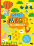 500 Mega activiteiten (Yogesh Singh)