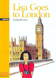 Lisa Goes To London Cd