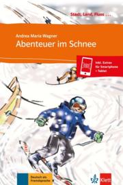 Abenteuer im Schnee Buch + Online-Angebot