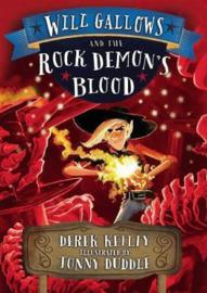 Will Gallows and the Rock Demon's Blood (Derek Keilty) Paperback / softback