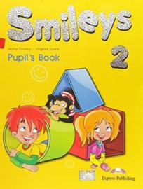 Smiles 2 Pupil's Book (international)