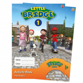 Little Bridge Activity Book Level 1