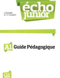Écho Junior - Niveau A1 - Guide pédagogique