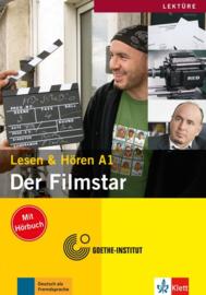 Der Filmstar Buch met Audio-CD