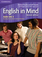 English in Mind Second edition Level3 Audio CDs (3)