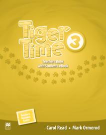 Tiger Time 3 Teacher's Book + eBook Pack
