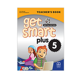 Get Smart Plus 5 Teacher's Book British Edition
