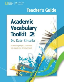 Academic Vocabulary Toolkit 2 With Teacher's Guide /dvd