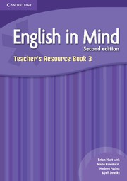 English in Mind Second edition Level3 Teacher's Resource Book