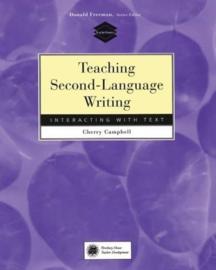 Methodology: Teaching Second Language Writing