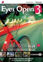 Eyes Open Level3 Presentation Plus DVD-ROM