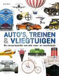 Auto's, treinen & vliegtuigen (Clive Gifford)