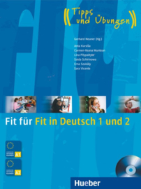 Fit für Fit in Deutsch 1 en 2 Leerboek met Audio-CD