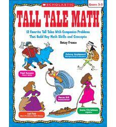 Tall Tale Math