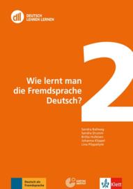 DLL 02: Wie lernt man die Fremdsprache Deutsch? Buch met DVD