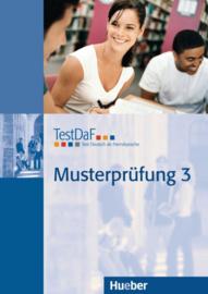 TestDaF Musterprüfung 3 Heft met Audio-CD