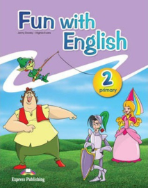 Fun With English 2 Primary Student's Book International