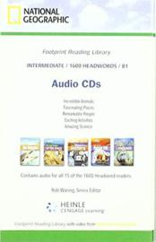 Footprint Reading Library 1600 - Audio Cd (x1)