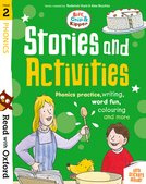 Stage 2: Biff, Chip and Kipper: Stories and Activities: Phonics practice, writing, word fun, colouring and more