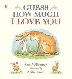 Guess How Much I Love You (Sam McBratney, Anita Jeram)