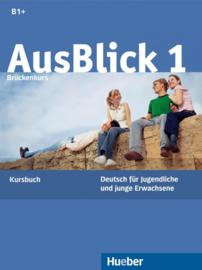 AusBlick 1 Brückenkurs Studentenboek