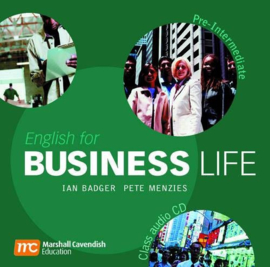 English For Business Life Pre-intermediate Audio Cd (x2)