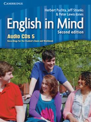 English in Mind Second edition Level5 Audio CDs (4)