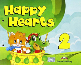 Happy Hearts 2 Pupil's Book
