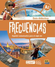 Frecuencias A2 – Guía didáctica