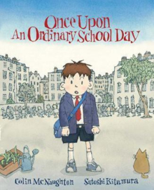 Once Upon an Ordinary School Day (Colin McNaughton) Paperback / softback