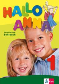 Hallo Anna 1 Lehrbuch met 2 Audio-CDs