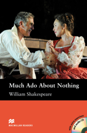 Much Ado About Nothing Reader with Audio CD