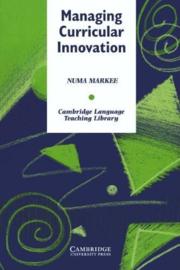 Managing Curricular Innovation Paperback