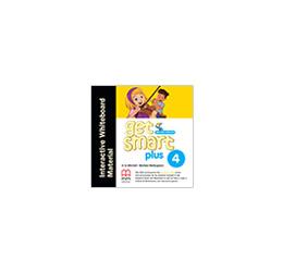 Get Smart Plus 4 Iwb Dvd British Edition