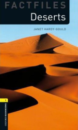 Oxford Bookworms Library Factfiles: Level 1:: Deserts audio CD pack