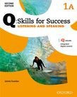 Q Skills For Success Level 1 Listening & Speaking Split Student Book A With Iq Online